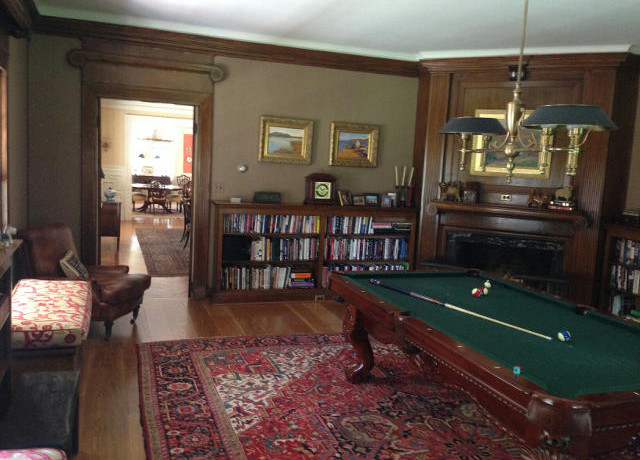 Billiard Room YES WE DO